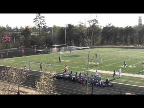 Chamblee Bulldogs Girls Varsity vs. North Atlanta Warriors - 3/23/2016