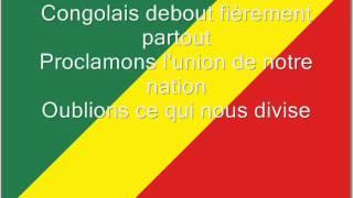 Hymne national du Congo.