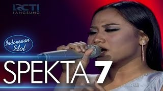 Video MARIA - KECEWA (Bunga Citra Lestari) - Spekta Show Top 9 - Indonesian Idol 2018 MP3, 3GP, MP4, WEBM, AVI, FLV Juni 2018