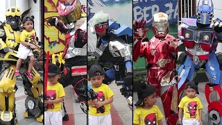 Video Bahagianya Bertemu Banyak Superhero di Bandung ! Kostum Superhero nya Keren - Keren MP3, 3GP, MP4, WEBM, AVI, FLV Maret 2019