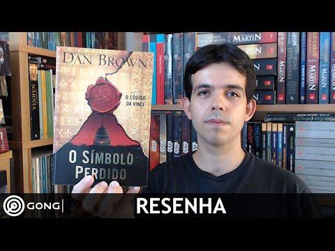 livros #50 - RESENHA - O SÍMBOLO PERDIDO