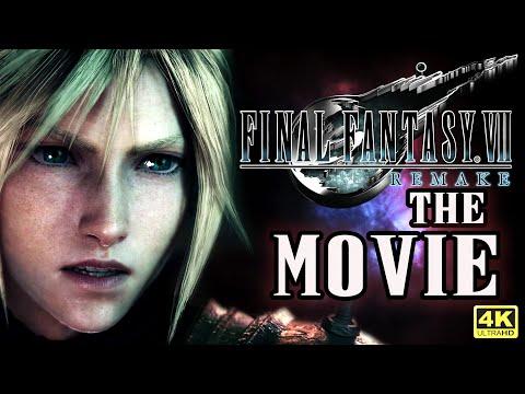 FINAL FANTASY 7 REMAKE: THE MOVIE / All Cutscenes / 4K