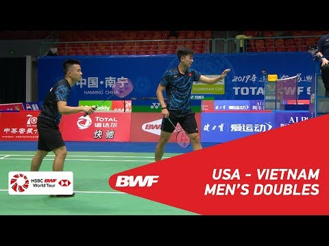 G2 | MD | CHEW/CHEW(USA) vs DO/PHAM(VIE) | BWF 2019