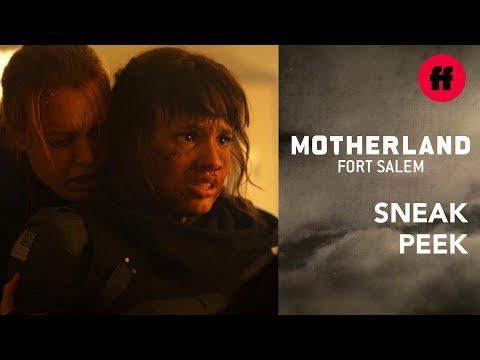 Motherland Season 1, Episode 8 | Sneak Peek: The Unit Helps Abigail | Freeform
