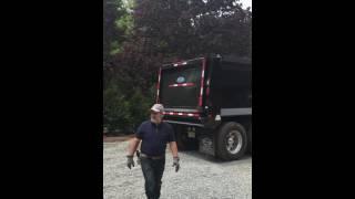 Steve Griggs Design | Dumping Gravel