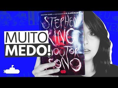 Resenha: DOUTOR SONO de STEPHEN KING | Submarino