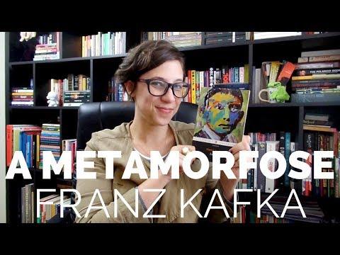 A Metamorfose - Vamos falar sobre Kafka?