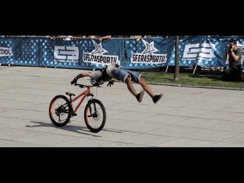 Extreme Bike Tour