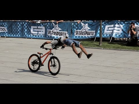 Extreme Bike Tour  - MTB Stunt Grand Prix [HD]