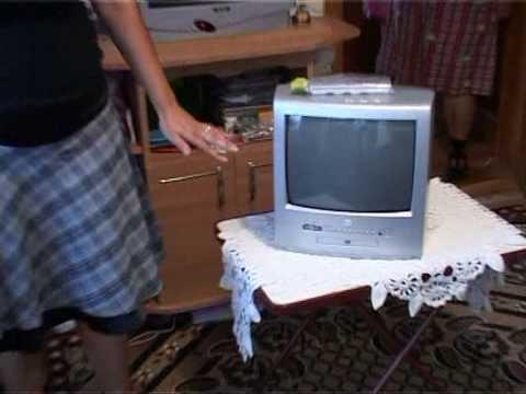 S-a dus si televizorul 25