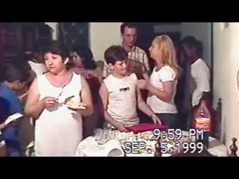 Victor Hugo Martins - Aniversário em 1.999