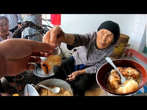 Cụ bà 90 tuổi bán bánh đúc vang danh khắp vùng cao lan sang tận Mỹ - Thời lượng: 15 phút.