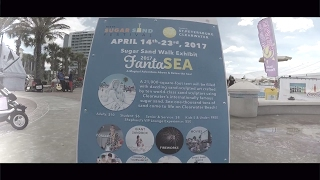 SugarSandFestival 2017 on Clearwater Beach in Florida.Subscribe to my Channel and enjoy more amazing videos of Florida..ThanksCheck out my German Vlog Channel: https:www.youtube.com/c/FloridaLifestyleVlogsMusic by https://soundcloud.com/kzchillmode/tracks