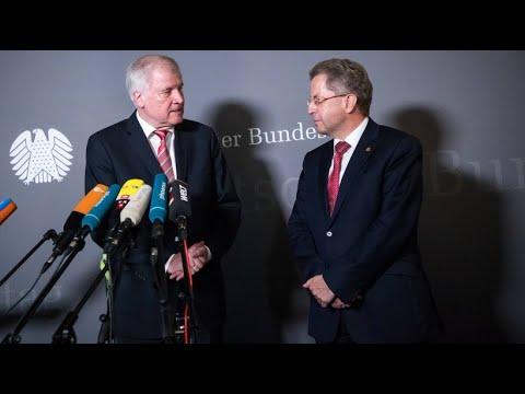 Seehofer will Maaßen als Verfassungsschutz-Präsident im ...