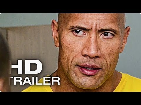 CENTRAL INTELLIGENCE Trailer German Deutsch (2016)