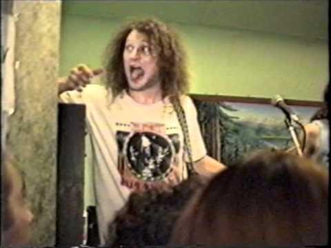 Mudhoney live, c. 1988