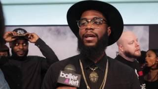 Baller Alert: Hip Hop Artists Talk Colin Kaepernick