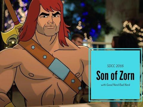 Son of Zorn at San Diego Comic Con 2016