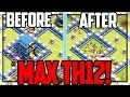 NO BASE IS SAFE! Max Town Hall 12 THREE STARRED in Clash of Clans!