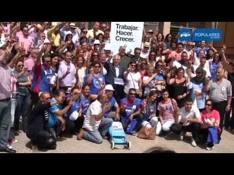 LA MAREA AZUL CONSTITUCION HIPÓDROMO Y MINAS DEL RIF
