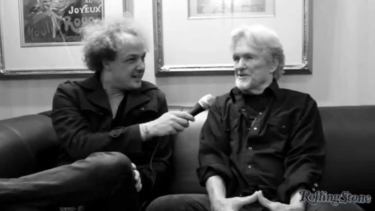 ASK iAN * Kris Kristofferson Interview – Cape Town 2014