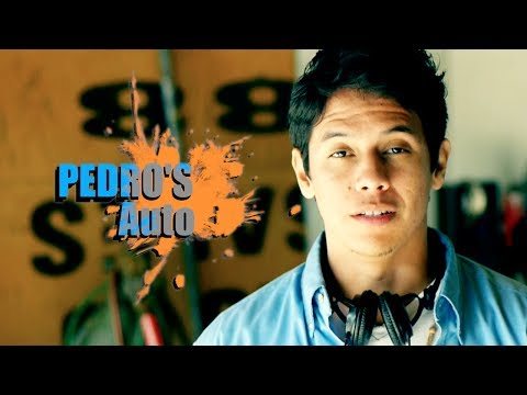 pedro - Also check out: http://youtu.be/9ZI21iiKPg4 Pedro - played by YouTube sensation SUPEReeeGO - is a mechanic who miraculously maintains a successful body shop ...