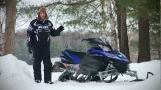 8. SLED REVIEW: 2012 Yamaha Apex