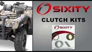 7. Sixity ATV Clutch Kits