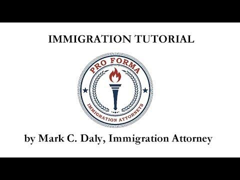 K-1 FIANCÉE VISA VIDEO TUTORIAL #20:  K-1 Visa Processing with NVC, Embassy and Packet 3
