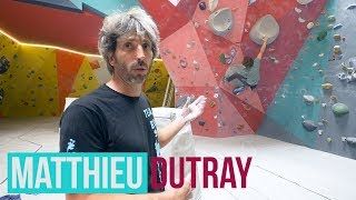 Routesetting Series - Episode 3 - Matthieu Dutray by Eric Karlsson Bouldering
