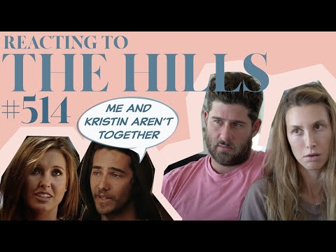 Reacting to 'THE HILLS'   S5E14   Whitney Port