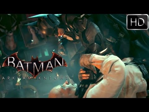 batman arkham knight pc configuration requise