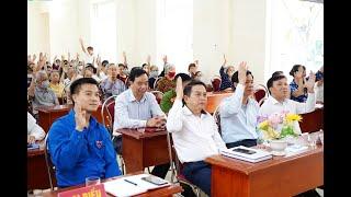 Uông Bí có trên 83.000 cử tri tham gia bầu cử ĐBQH khóa XV và đại biểu HĐND các cấp nhiệm kỳ 2021-2026