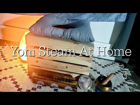 DIY Yoni Steam   V-Steam At Home