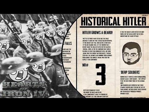 Hearts of Iron IV Walkthrough - Historical Hitler [2 ...