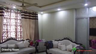GROUND FLOOR APARTMENT FOR SALE IN ASAKRI 1 SARFRAZ RAFIQUE ROAD LAHORE CANTT