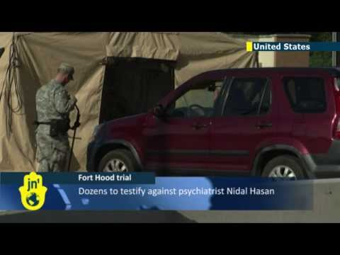 Trial of Fort Hood massacre suspect Nidal Hasan begins: Hasan tells court 'I am the shooter'