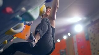 T.T Is Back Stronger Then Ever! by Eric Karlsson Bouldering