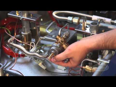 How to replace the Gas Oven Valve on a 2010 or newer Lacanche Range