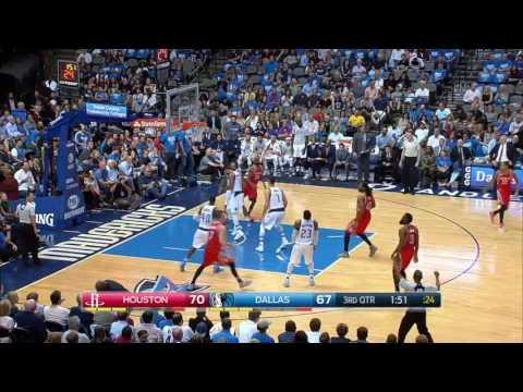 NBA Highlights: Rockets @ Mavericks 10/28/2016