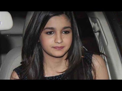 Alia Bhatt Goes For An MRI Scan!