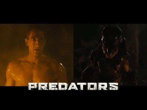 Predators - Royce vs Berserker Predator (1/2) [HD]