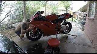 2. 2008 Ducati 1098 Annitori Quickshifter Installl