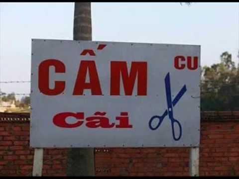 [Clip] - Những tâm biển quảng cáo bá đạo nhất Việt Nam =))