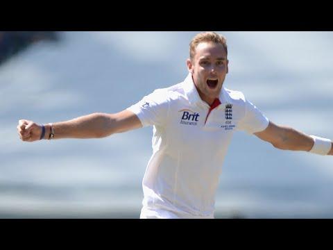 All of Stuart Broad's 34 Test wickets in Australia (so far!)