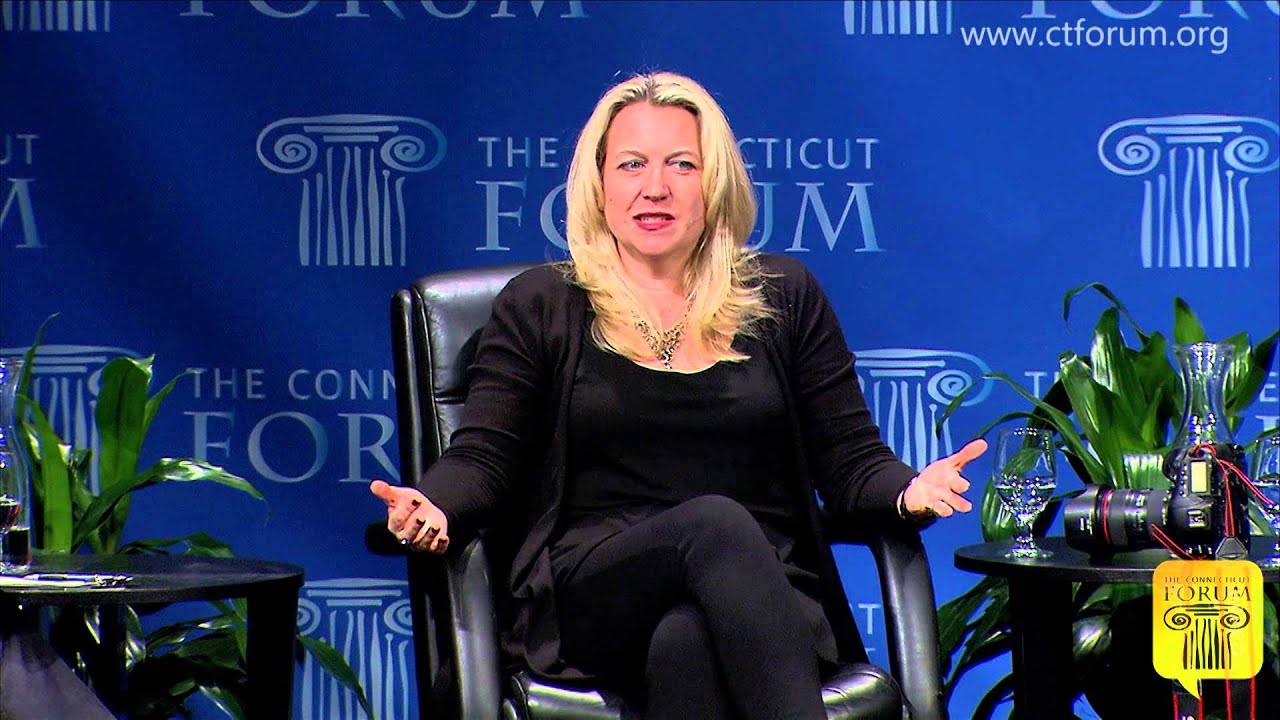 CT Forum: Cheryl Strayed on Coping with Pain