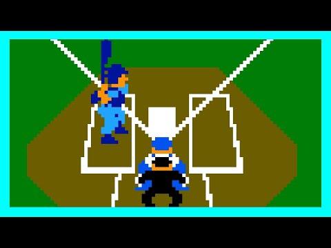 baseball nes online