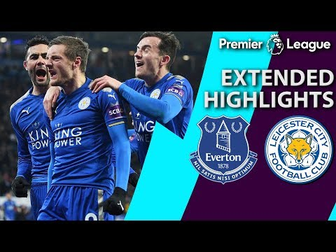 Video: Everton v. Leicester City | PREMIER LEAGUE EXTENDED HIGHLIGHTS | 1/1/19 | NBC Sports