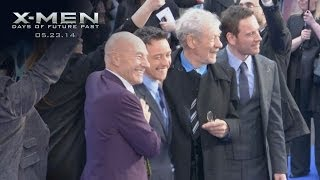 X-Men: Days of Future Past | London Premiere | Yahoo Live Stream Highlights