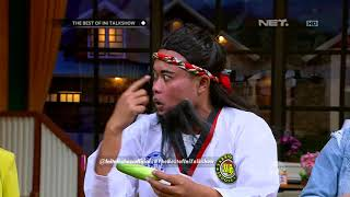 Video The Best Ini Talkshow - Pelatih Taekwondo Kesakitan Saat Beraksi MP3, 3GP, MP4, WEBM, AVI, FLV Desember 2018